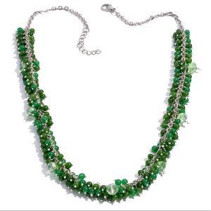 Green Quartzite Necklace